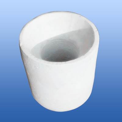 Thermal Ceramic Tube For Liners Of Industrial Furnace